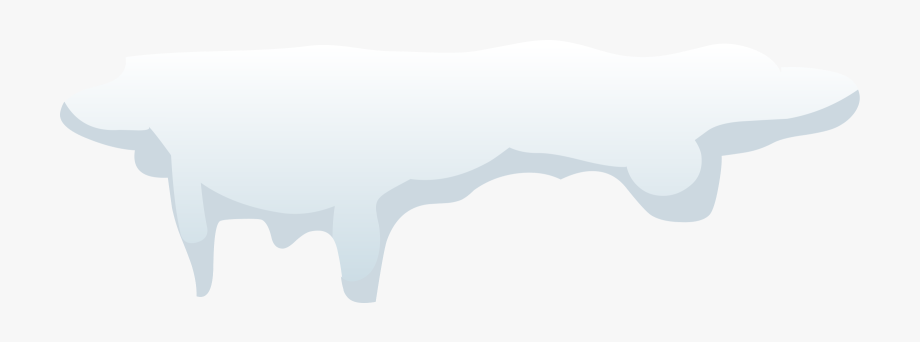 Clipart Snow Cliff.