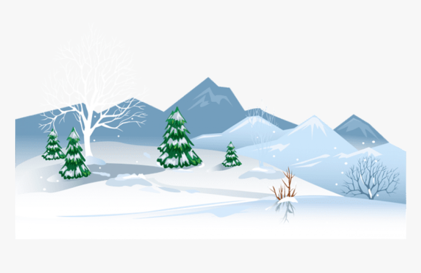 Free Png Winter Ground With Snow Png Images Transparent.