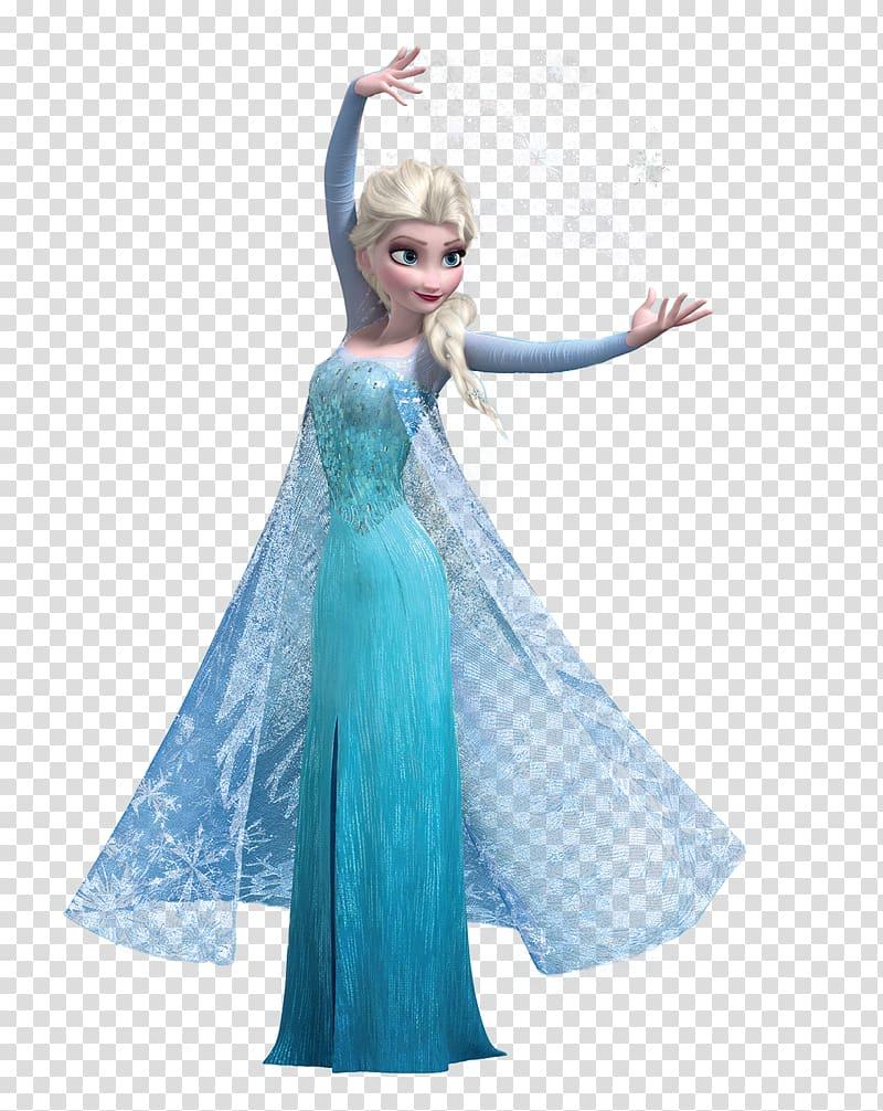 Frozen\'s Elza illustration, Elsa The Snow Queen Anna Olaf.