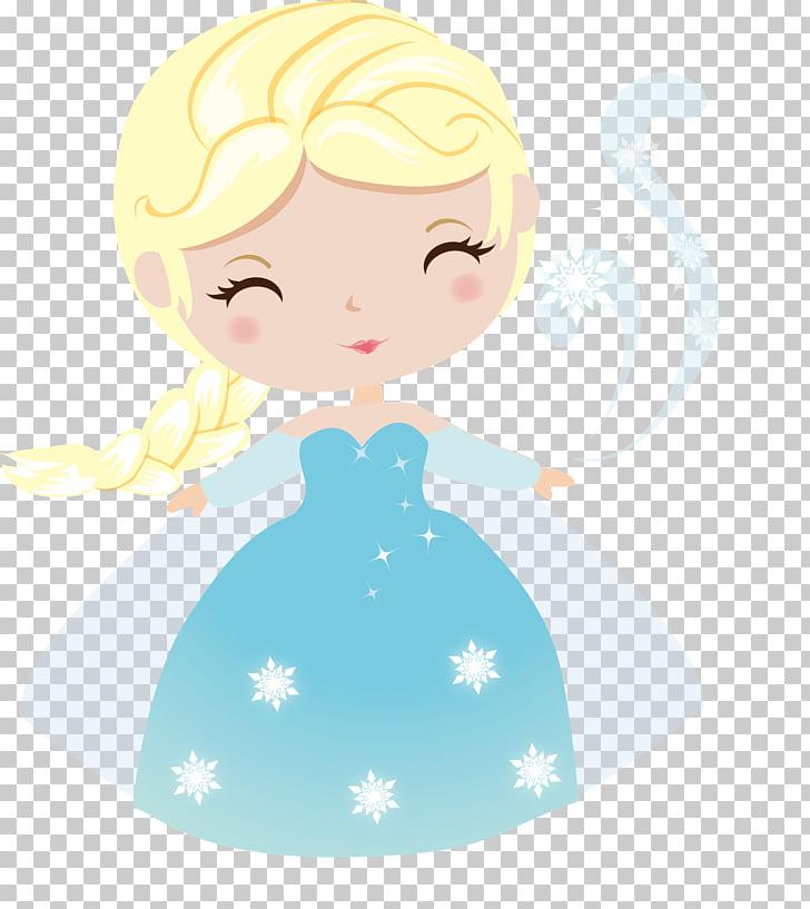 Elsa Anna The Snow Queen YouTube Rapunzel, young, Disney.