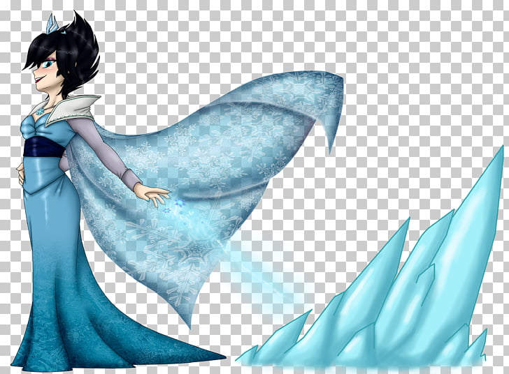Elsa Drawing The Snow Queen Character, Frozen PNG clipart.