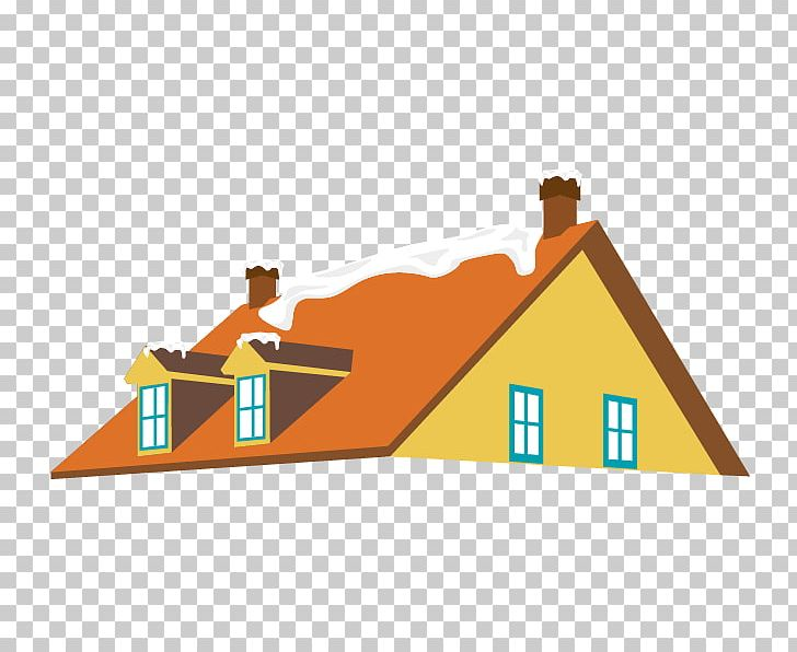 Roof House Snow PNG, Clipart, Angle, Area, Brand, Building.
