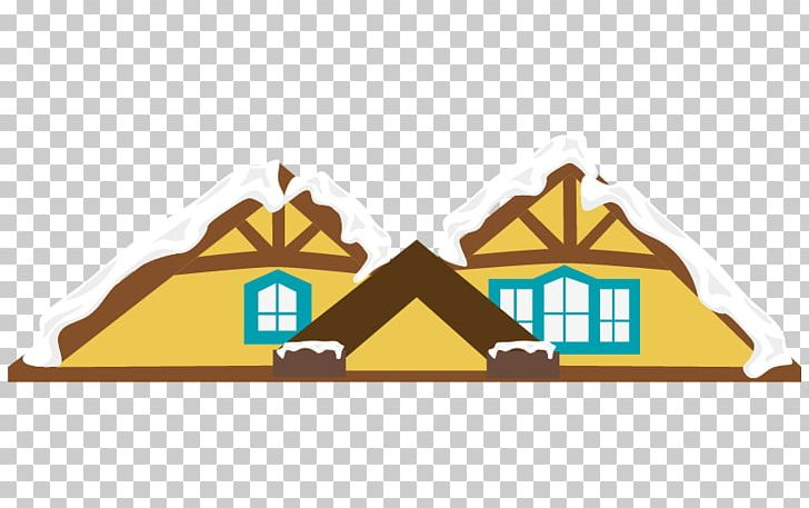 Snow Roof Euclidean PNG, Clipart, Area, Chimney, Chimney.