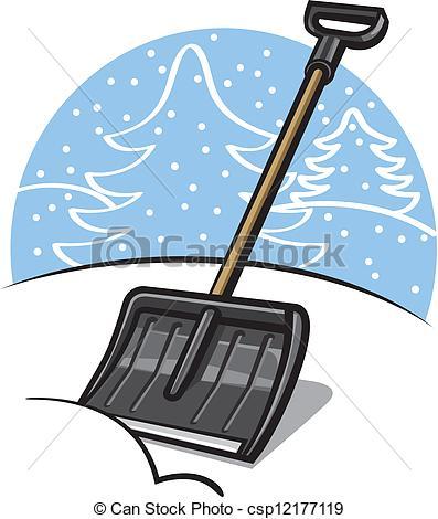 Snow shovel Illustrations and Clipart. 408 Snow shovel royalty.