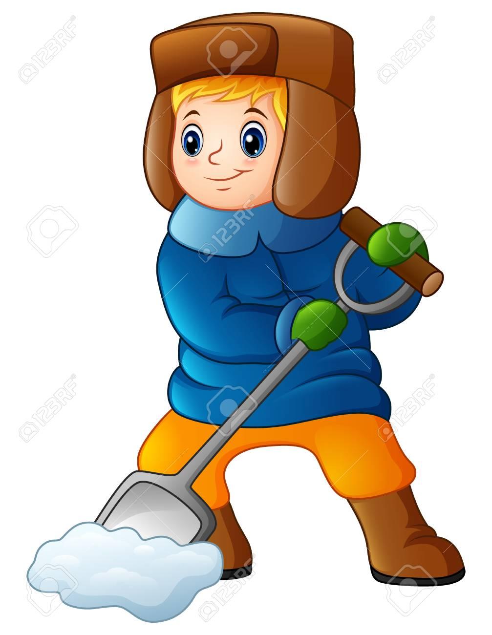 Images Clipart Shovel Snow.