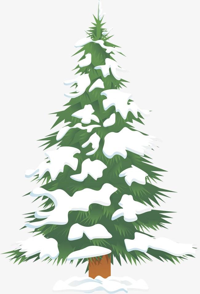 Snow tree clipart 3 » Clipart Portal.