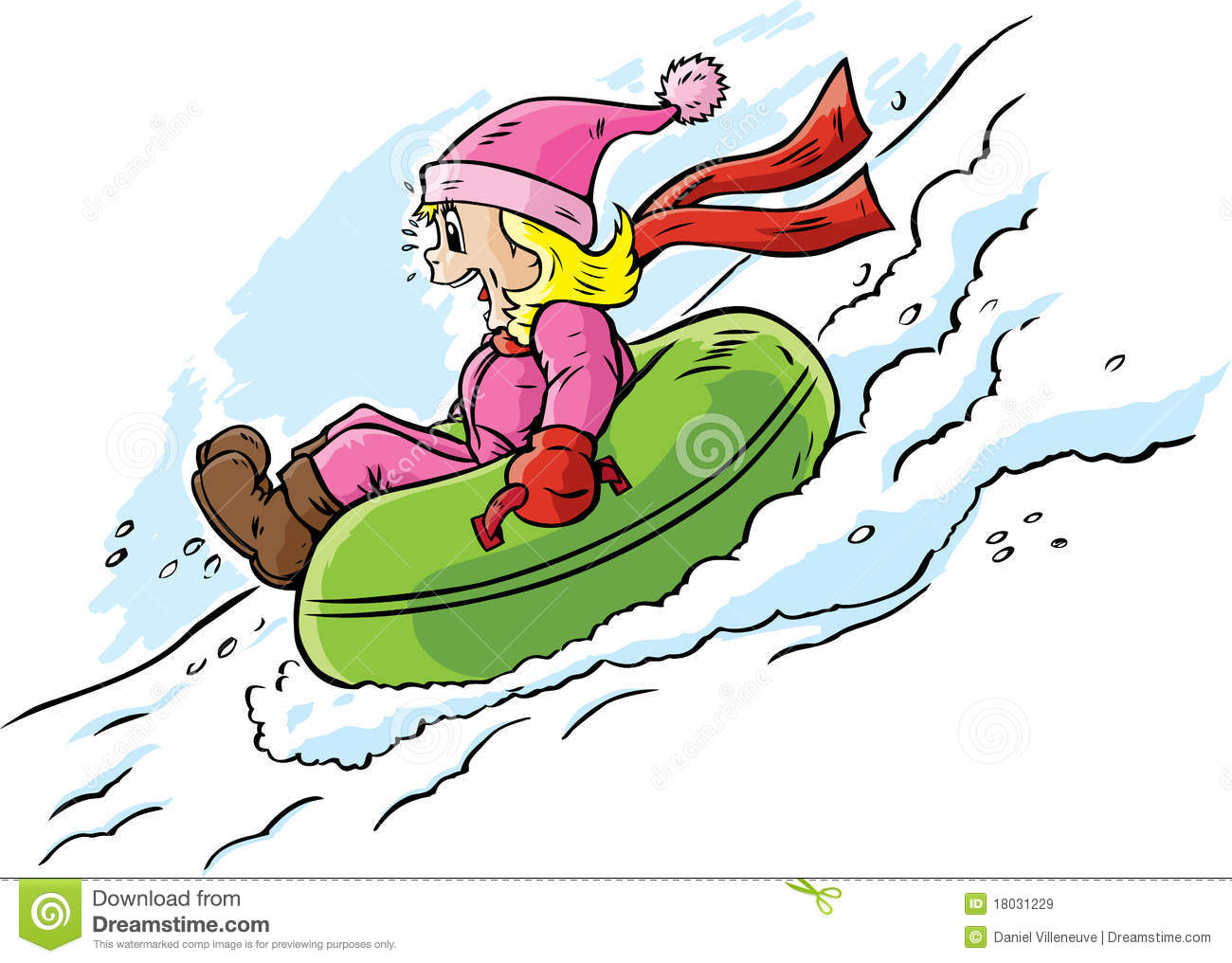 Snow Tubing Clipart (104+ images in Collection) Page 2.