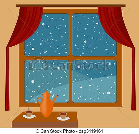 Snowfall Illustrations and Clipart. 29,471 Snowfall royalty free.