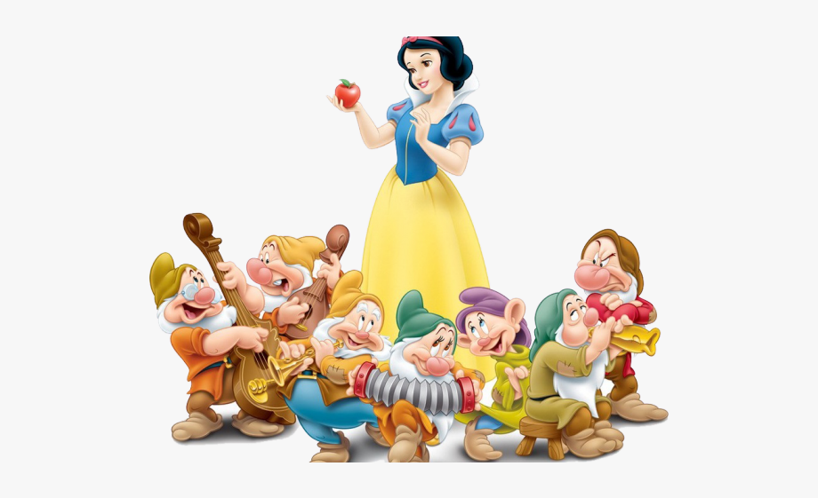 Snow White And The Seven Dwarfs Clipart House.
