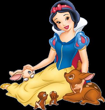 Snow White Clip Art Free.