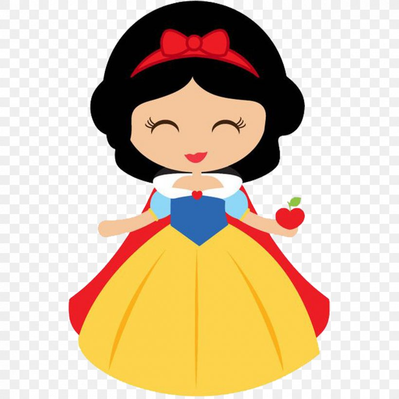 Snow White Seven Dwarfs Magic Mirror Clip Art, PNG.