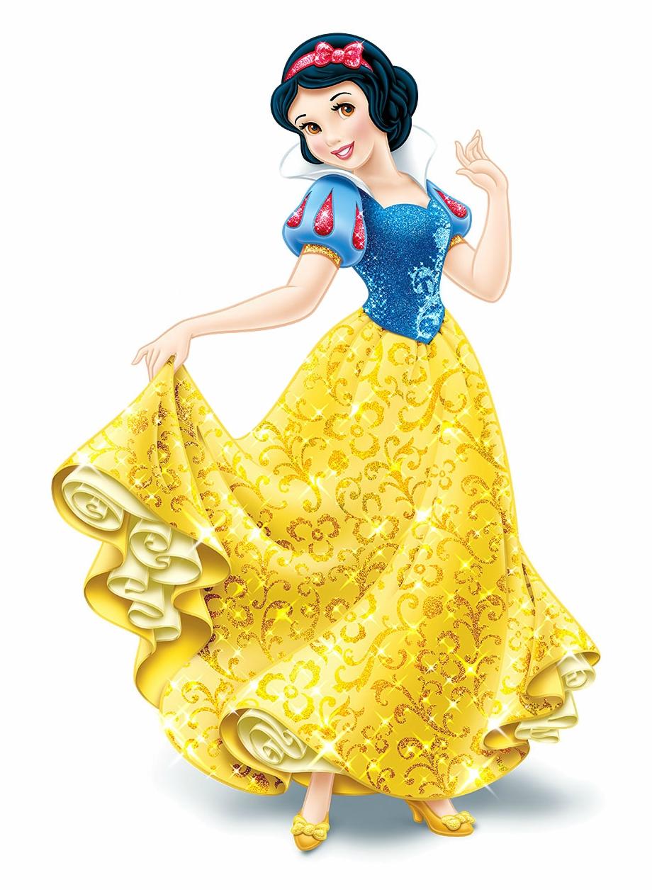 Fantastic Pirnces, Snow White Png.