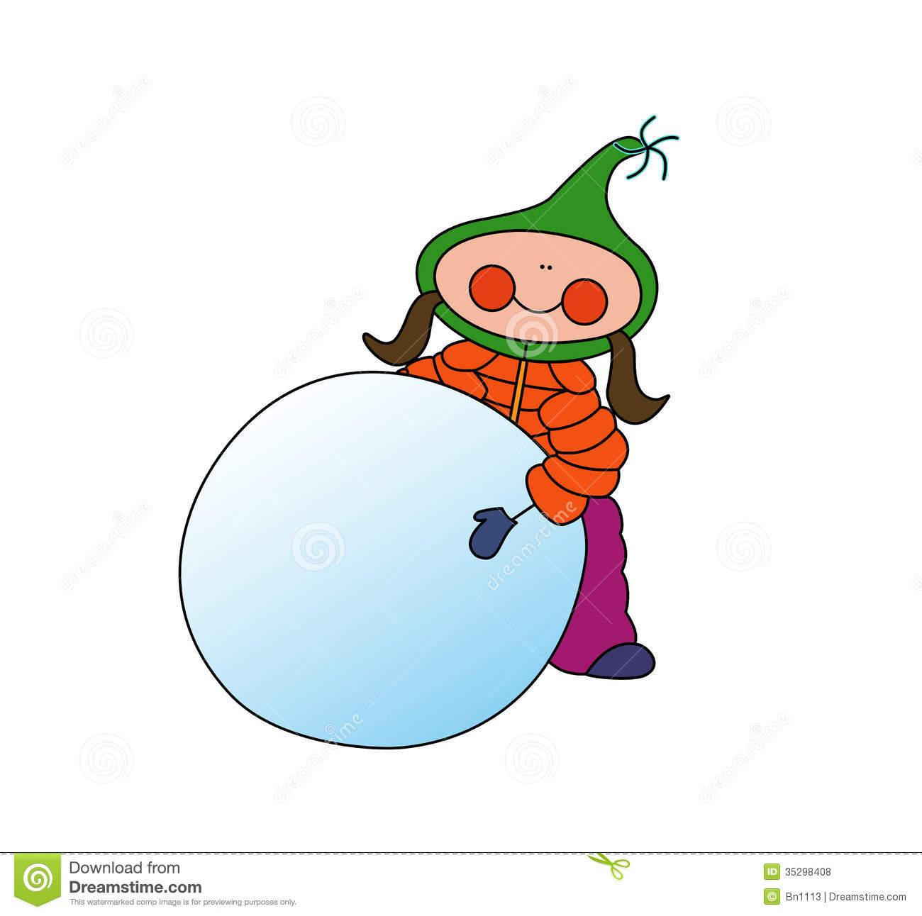 Snowball 20clipart.