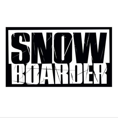 Snowboarder Magazine (@Snowboardermag).
