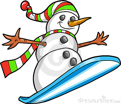Snowboarders Feet Clipart, Snowboarding Free Clipart.