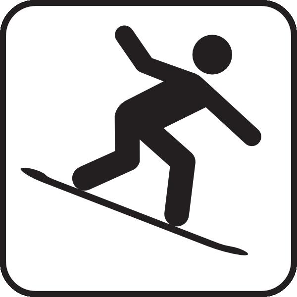 Snowboarding Clip Art at Clker.com.