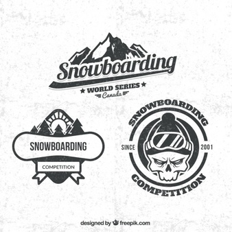 Snowboard Vectors, Photos and PSD files.