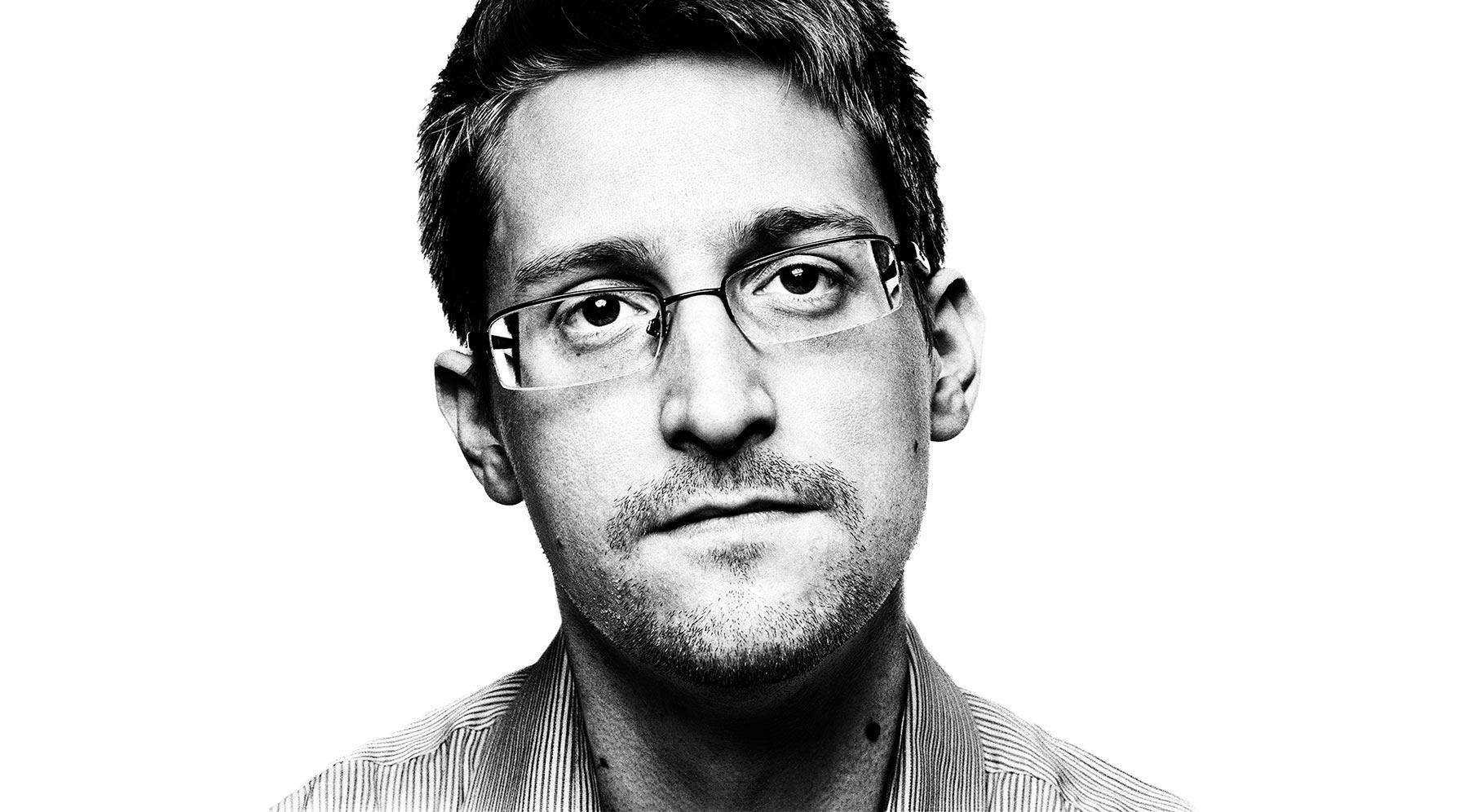 Edward Snowden Creates Techno Track With Jean Michel Jarre [Listen.