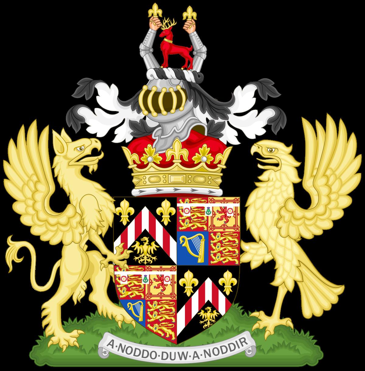 Earl of Snowdon.