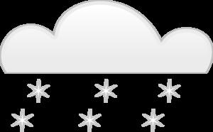 Snowfall Clip Art at Clker.com.