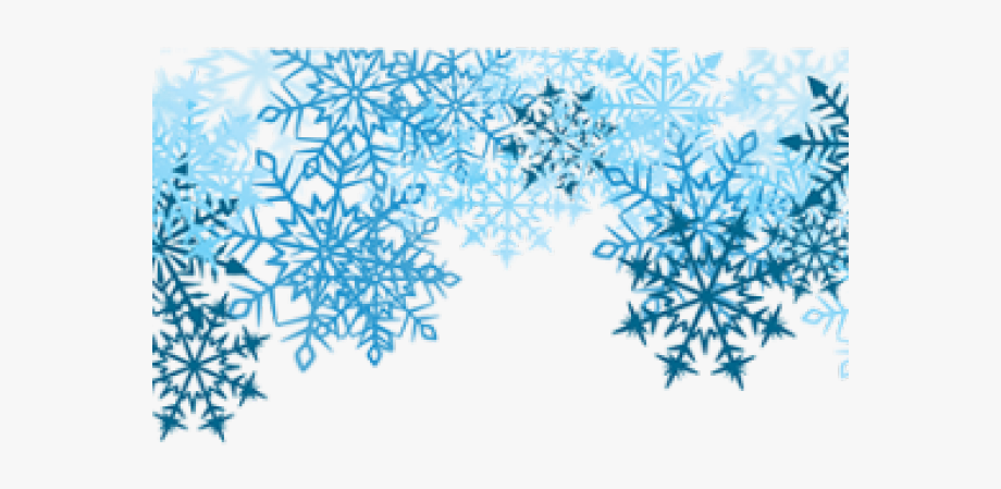 Snowflake Banner Cliparts.