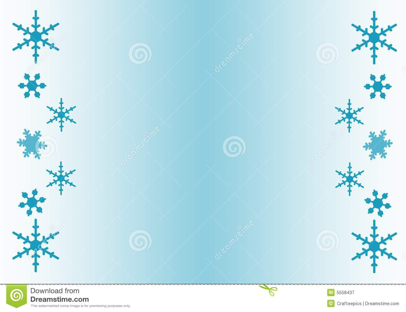 Free Snowflake Border Clipart & Snowflake Border Clip Art Images.