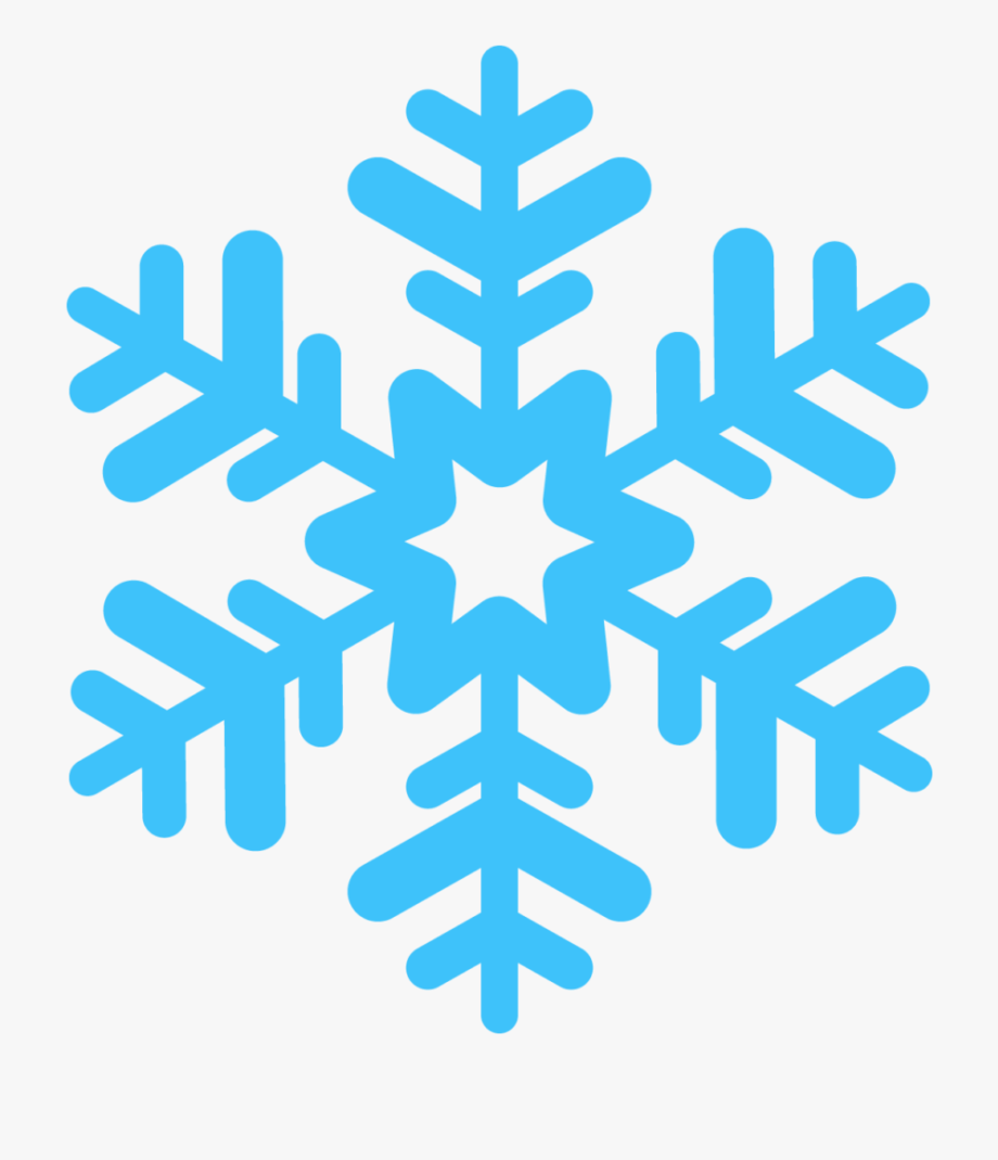 Snowflakes File Vector.