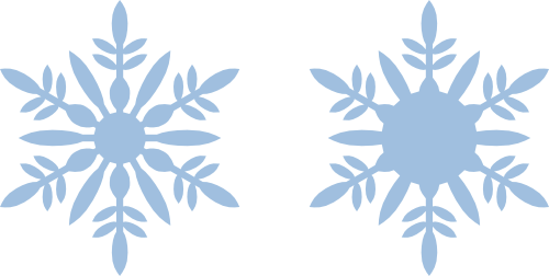 Cricut snowflake clipart images gallery for free download.