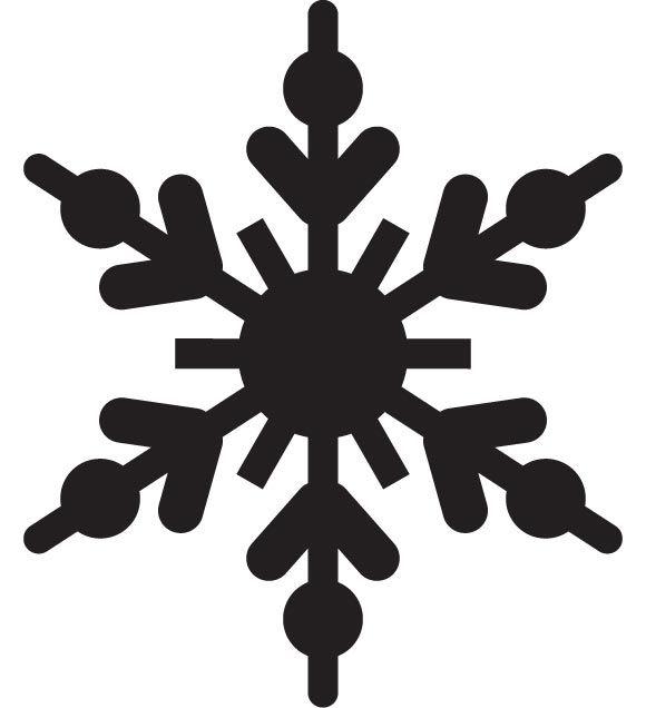 SNOWFLAKES VECTOR.