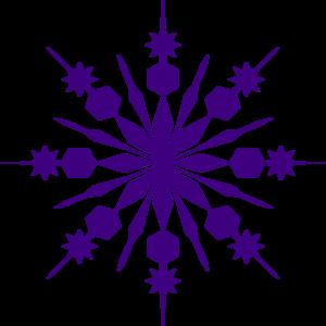 Snowflakes snowflake clipart transparent background free 2.