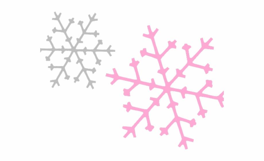 Snowflake Corner Cliparts.