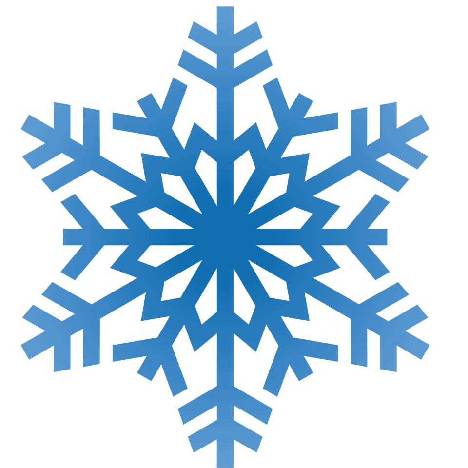 Snowflake clipart.