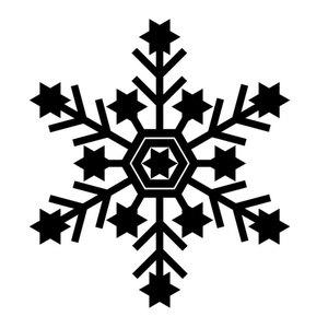 146 snowflake free clipart.