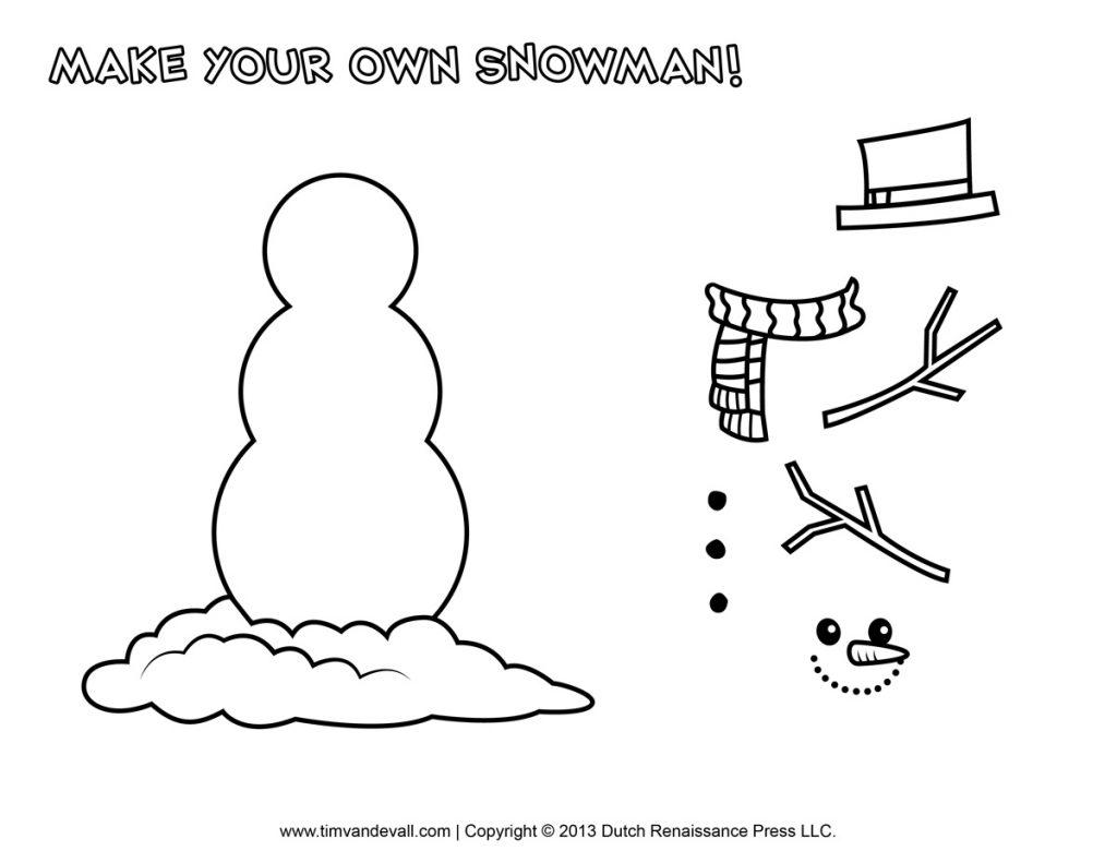Free Snowman Cliparts Black, Download Free Clip Art, Free.