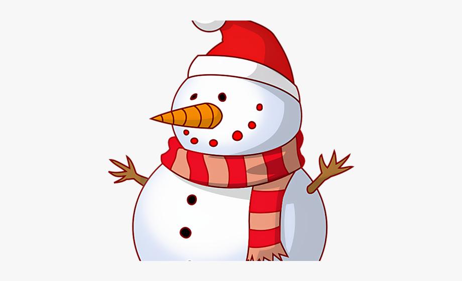 Snowman Christmas Cliparts.