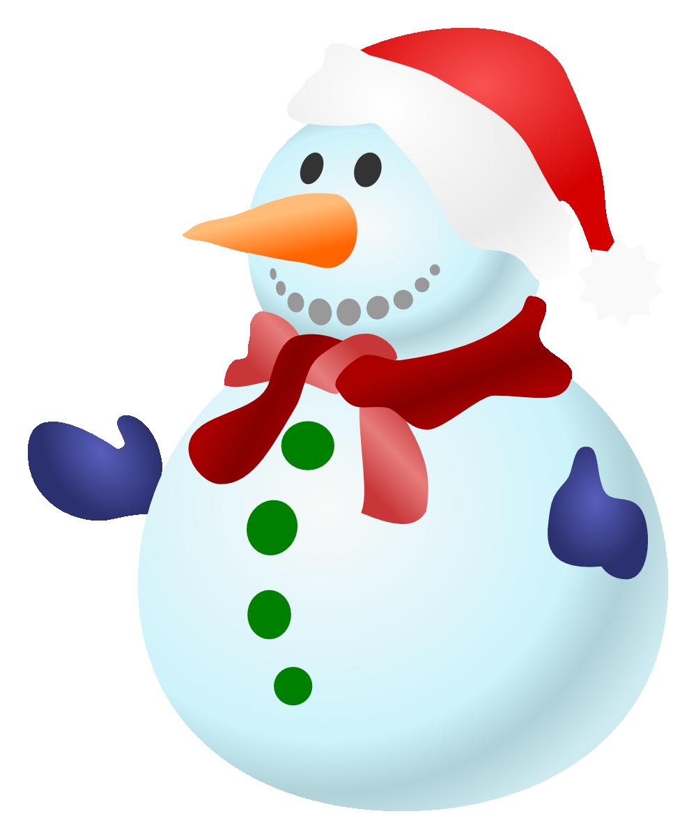 Snowman PNG Images Transparent Free Download.