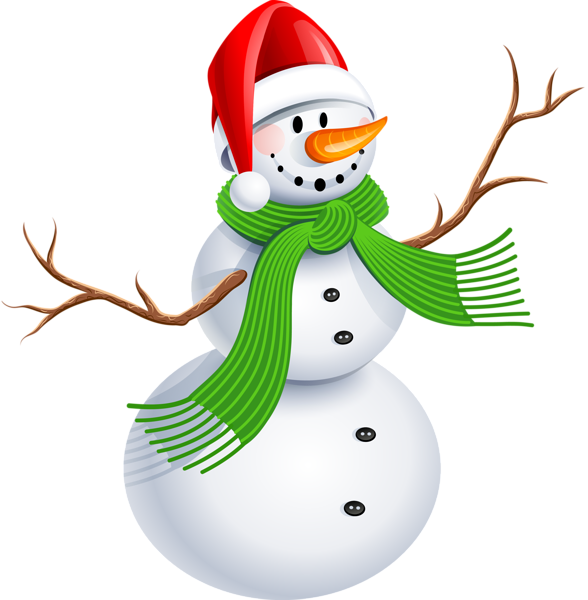 Snowman PNG images free download.