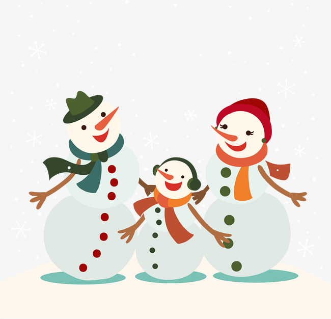 Snowman Family Clipart (107+ images in Collection) Page 2.