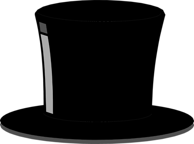 Free Top Hat Outline, Download Free Clip Art, Free Clip Art.