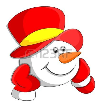 933 Snowman Head Stock Vector Illustration And Royalty Free.
