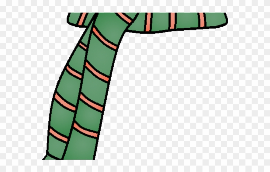 Scarf Clipart Elf.