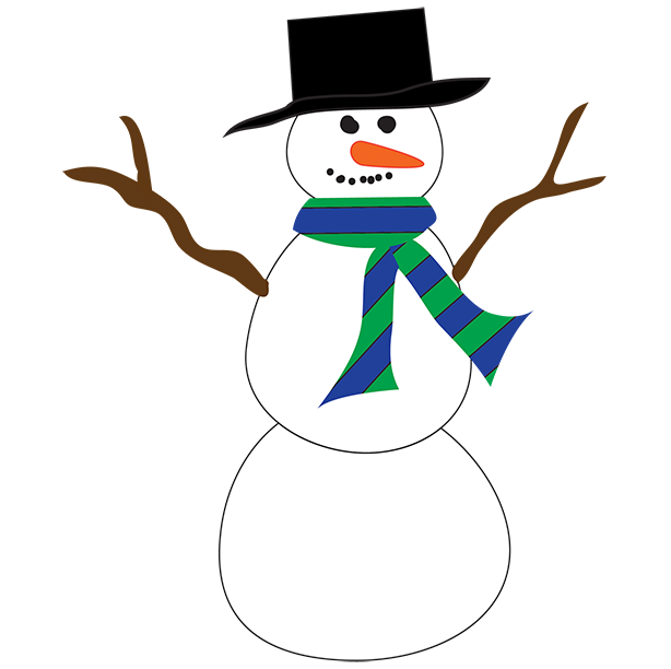 Snowman Clipart Free & Snowman Clip Art Images.