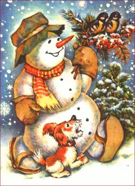 christmas animal clipart free.