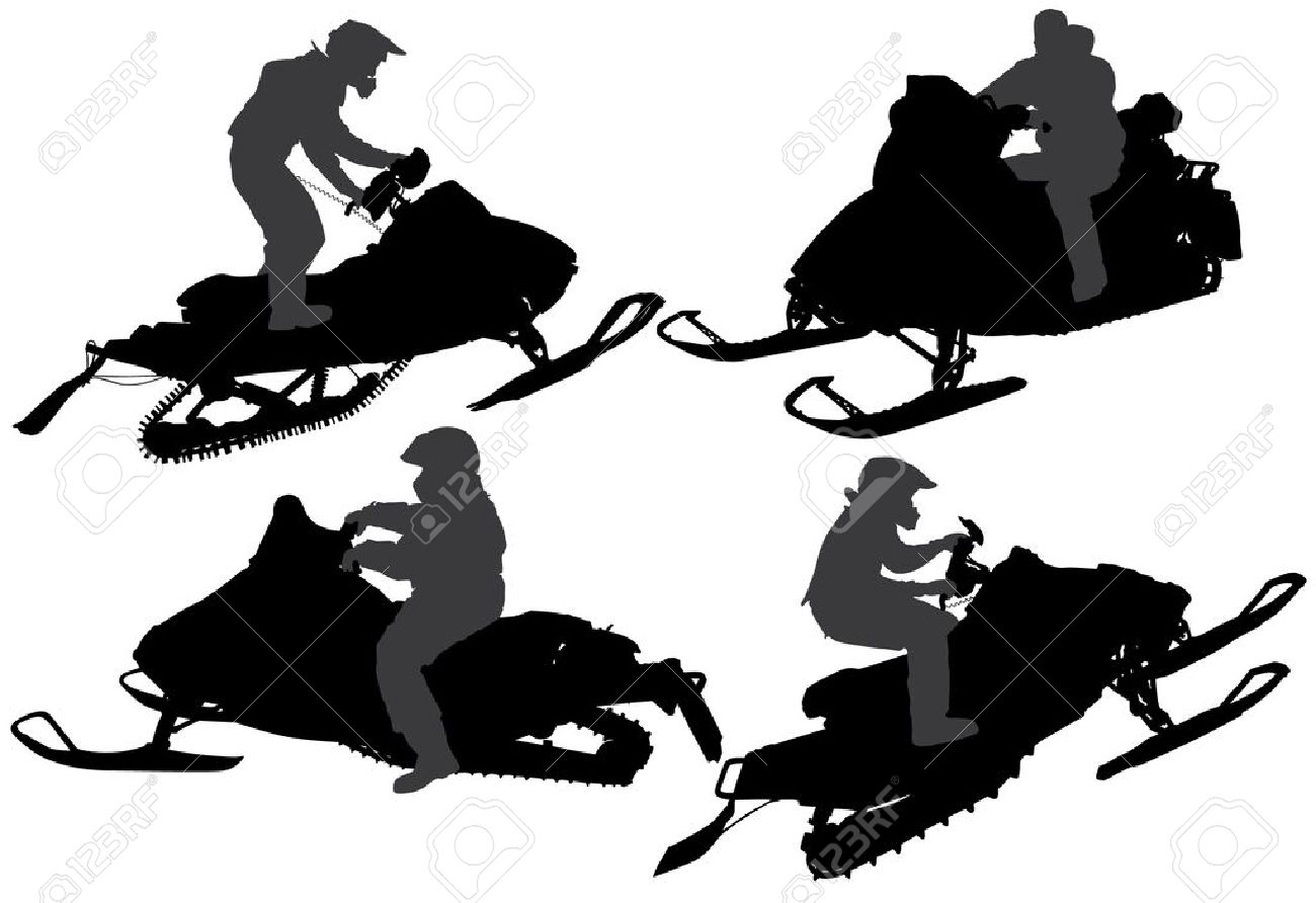 664 Snowmobile Stock Illustrations, Cliparts And Royalty Free.