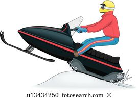 Snowmobiling Clip Art and Illustration. 269 snowmobiling clipart.