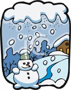 Snow Clipart.