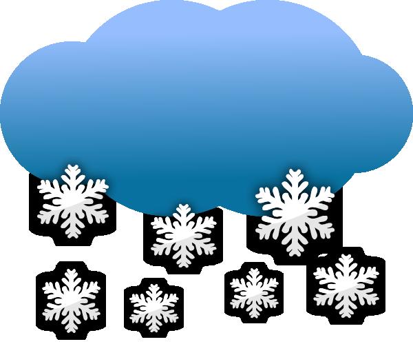 Snowy Clip Art.