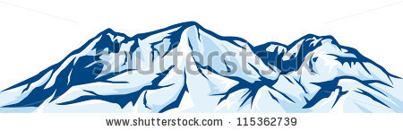 Snowy Mountains Stock Vectors, Images & Vector Art.