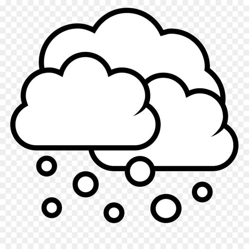 Download Free png Cloud Snow Clip art Snowy C.
