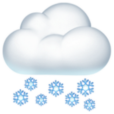 Download Free png Snowy background.